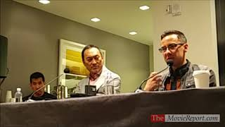 GODZILLA KING OF THE MONSTERS Talk With Ken Watanabe & Director Michael Dougherty - May 19, 2019