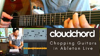 Chopping Guitars In Ableton Live
