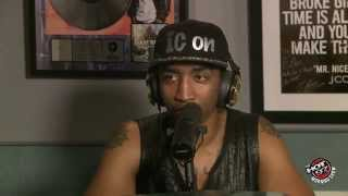 Mysonne keeps it real on Ebro in the Morning