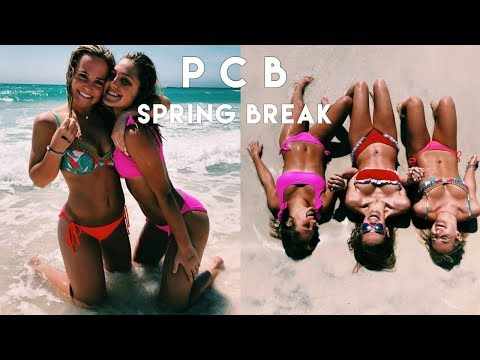 PANAMA CITY BEACH // Spring Break 2018