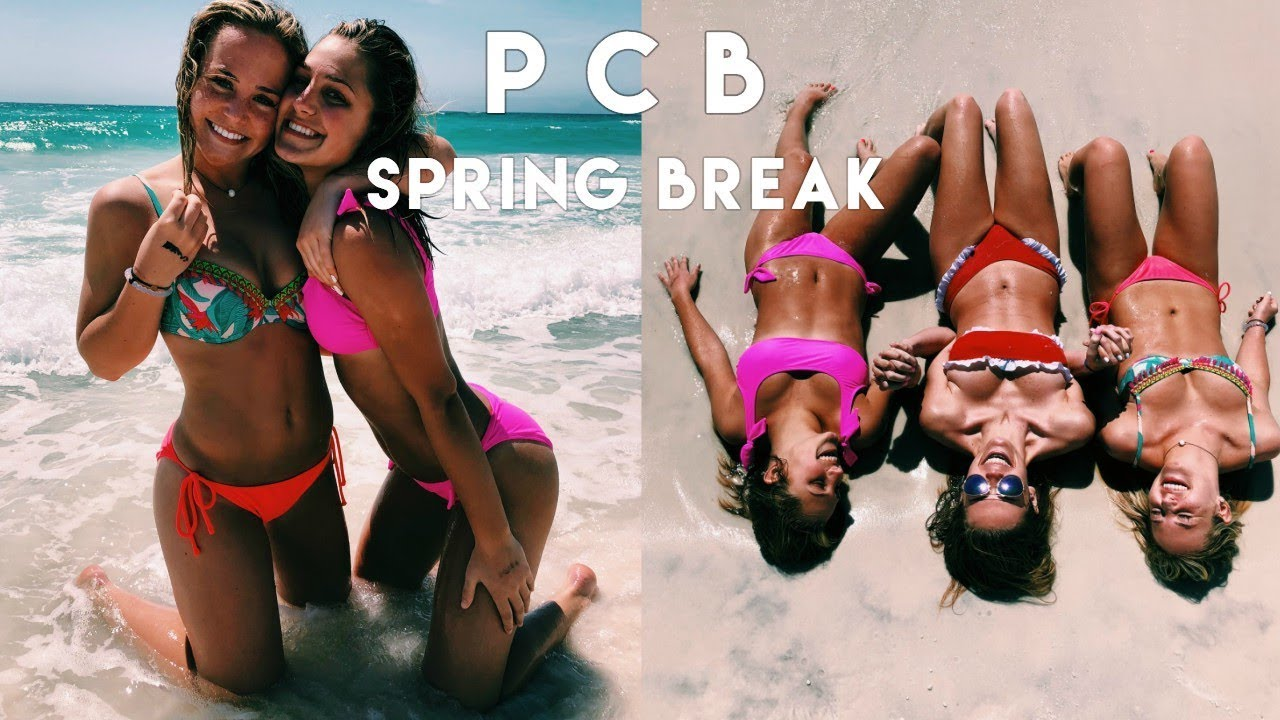 Bikini break city girl panama spring
