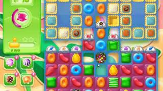 Candy Crush Jelly Saga Level 859 - NO BOOSTERS (FREE2PLAY-VERSION)