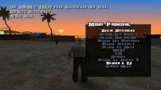 Descargar,instalar y usar el Mod Autoridad de Policia para GTA San Andreas