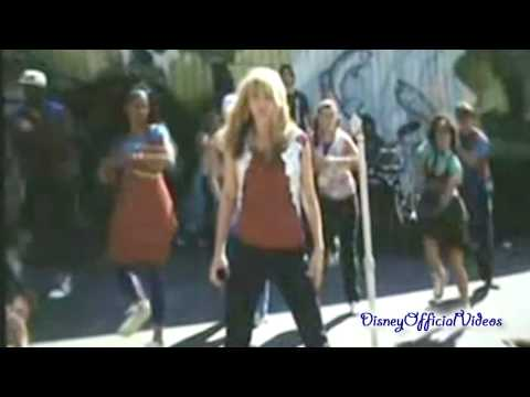 Hannah Montana RockStar Official Music Video Miley Confession hd HD