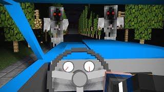 Паранормальное явление: Майнкрафт фильм ужасов/Minecraft