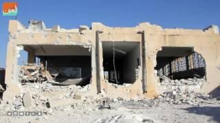 غرفة الأخبارسياسة  قصف منطقة مدارس في إدلب