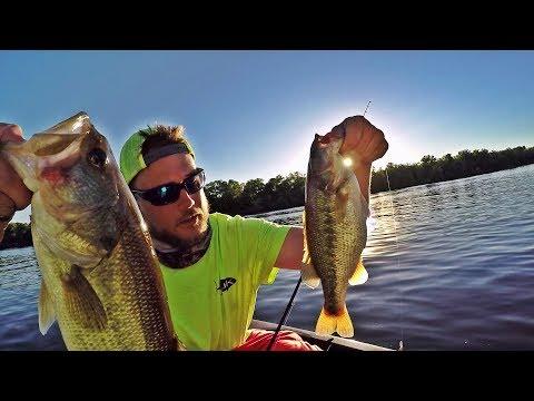 Osage River Tournament Pre-Fish
