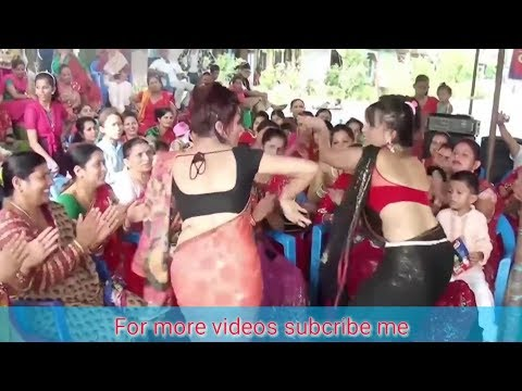 Hot Bhojpuri Video Song | Hot Aunties Dancing | So Romantic Video Song