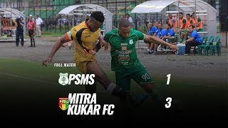Download Video [Pekan 27] Cuplikan Pertandingan PSMS vs Mitra Kukar FC, 23 Oktober 2018 MP3 3GP MP4