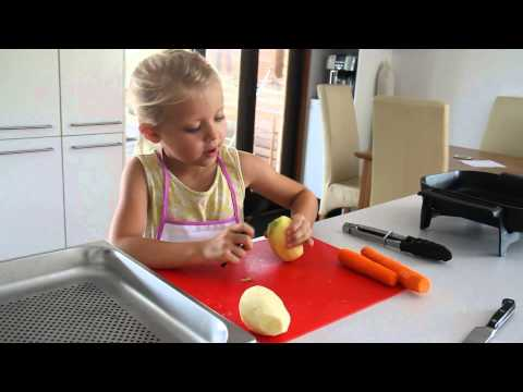 Ruby Teaching Kids To Cook #1