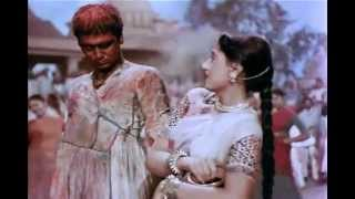 Holi Aayee Re Kannhai - Mother India, Lata, Rafi  Shamshad Begum
