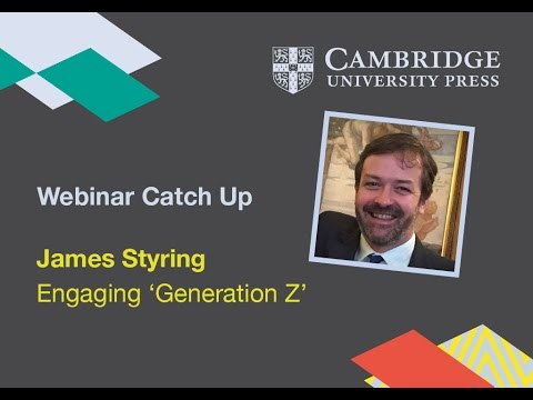 Engaging Generation Z - James Styring