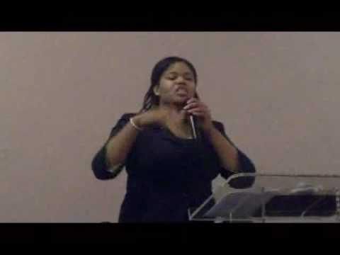 Minister Andrea Howard's Ordination Message