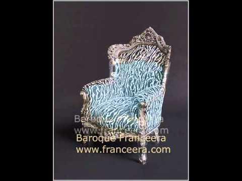 barock m bel und barock st hle im angebot youtube. Black Bedroom Furniture Sets. Home Design Ideas