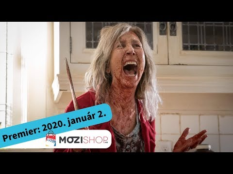 youtube filmek - Az átok háza - magyar szinkronos előzetes #1 / Misztikus horror