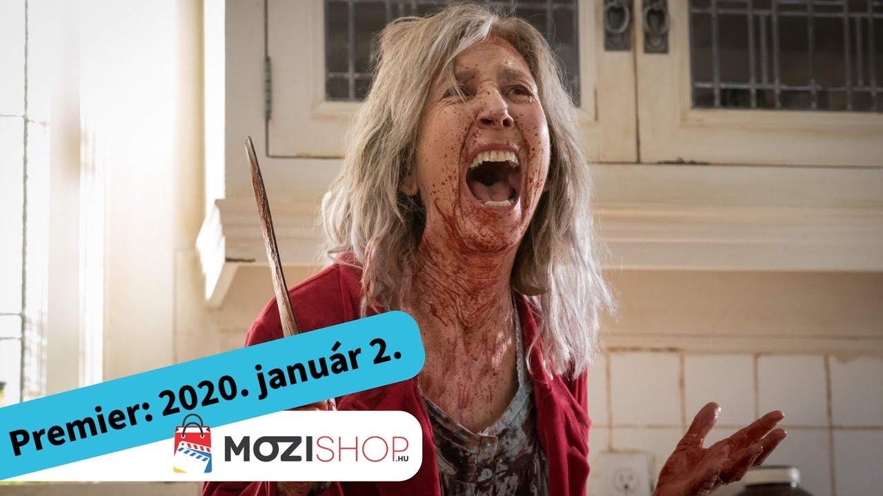 Az átok háza - magyar szinkronos előzetes #1 / Misztikus horror