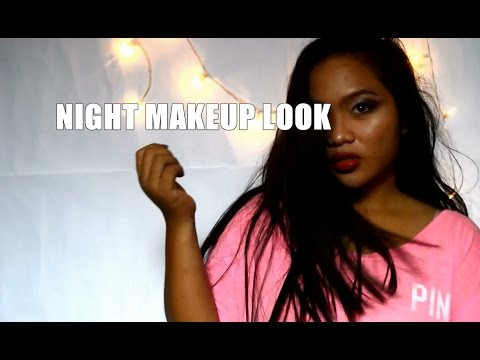 Night Makeup Look | EJCB ♡