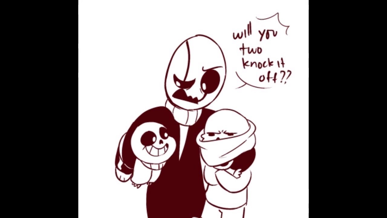 Love or be loved undertale