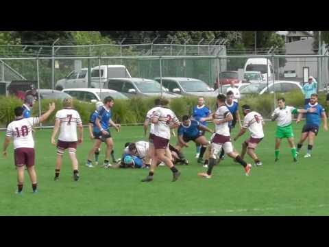College Old Boys vs Varsity 2nd Half - Round 2
