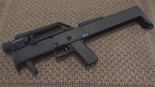 (Review) Magpul PTS Folding Pocket Gun (FPG) KSC G18C Metal Slide Version
