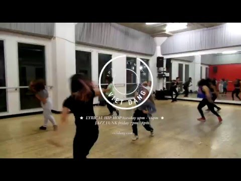 Fais ft.  Afrojack | Hey | Choreography by Viet Dang