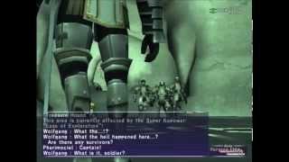 Final Fantasy XI Chains Of Promathia mission 1-1