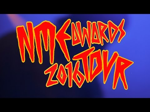 RAT BOY - NME AWARDS TOUR VIDEO DIARY