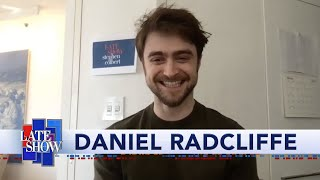 Daniel Radcliffe Is Passing The Time Building Jurassic Park Out Of Legos