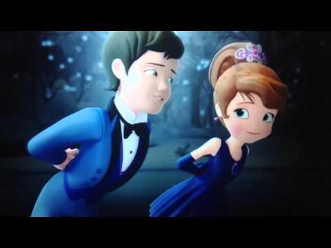 Sofia and Hugo Ice Dancing Together ⛸ fragman