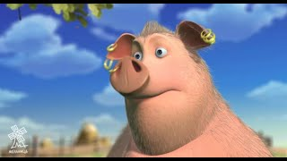 новые мультик сказка свинья под дубом