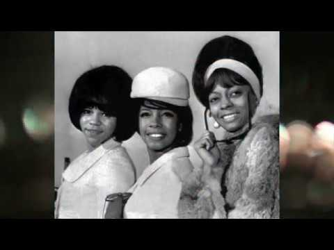 Mary Wilson Supremes become Legends