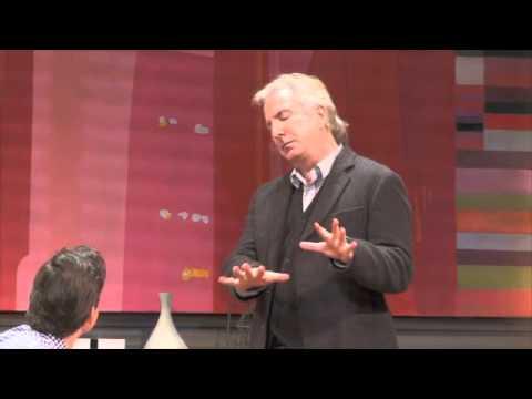 BWW TV: Alan Rickman in SEMINAR - Performance Highlights!