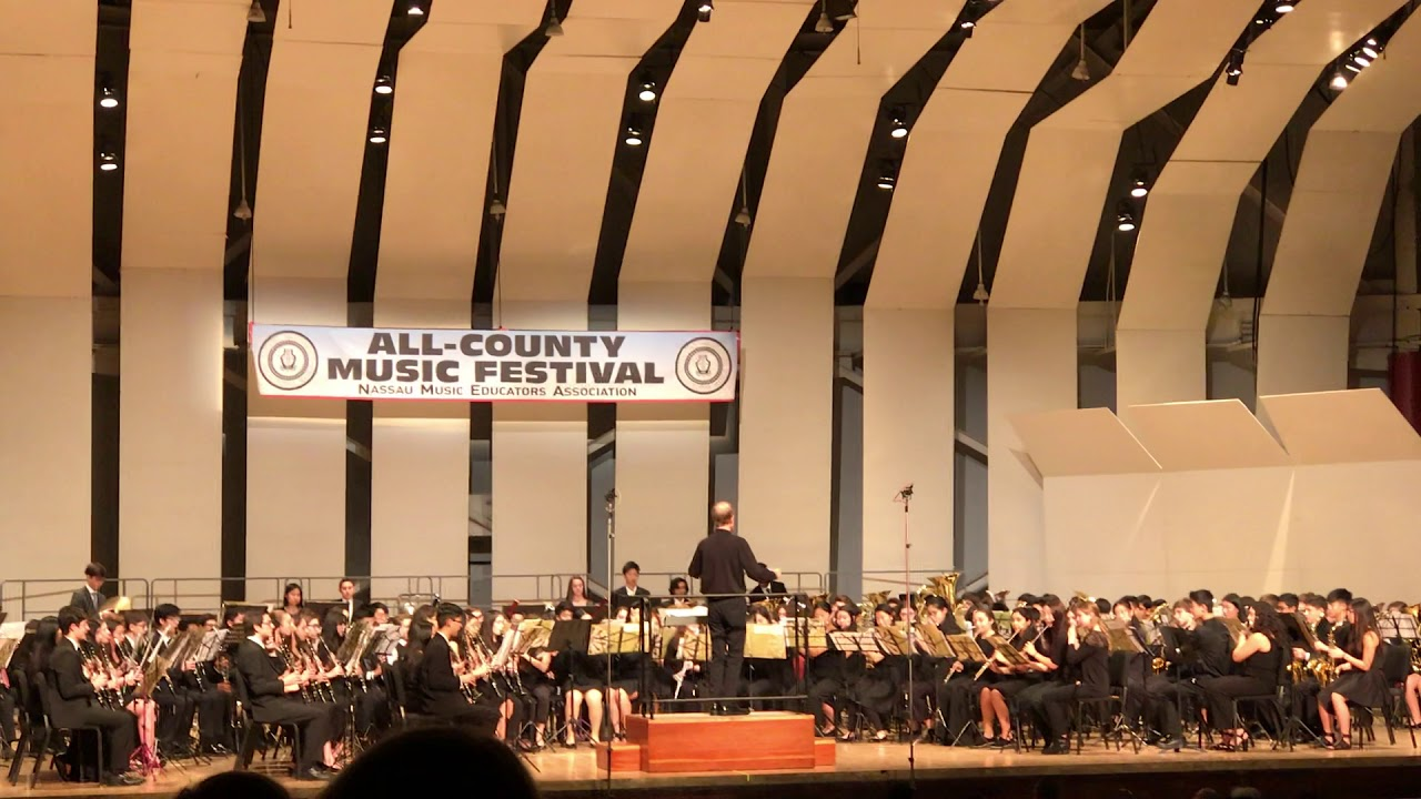 NMEA All-County Division IV Band 2019 -