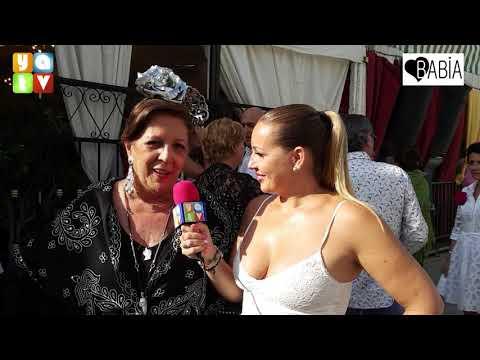 Caseta Las Quemás Feria Real  de  Algeciras 2019 Jueves