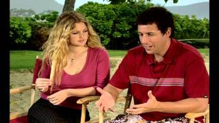50 First Dates: Adam Sandler &  Drew Barrymore Interviews