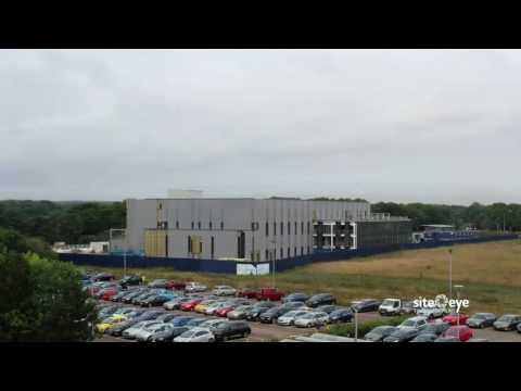 Manufacturing centre time lapse - September 2016