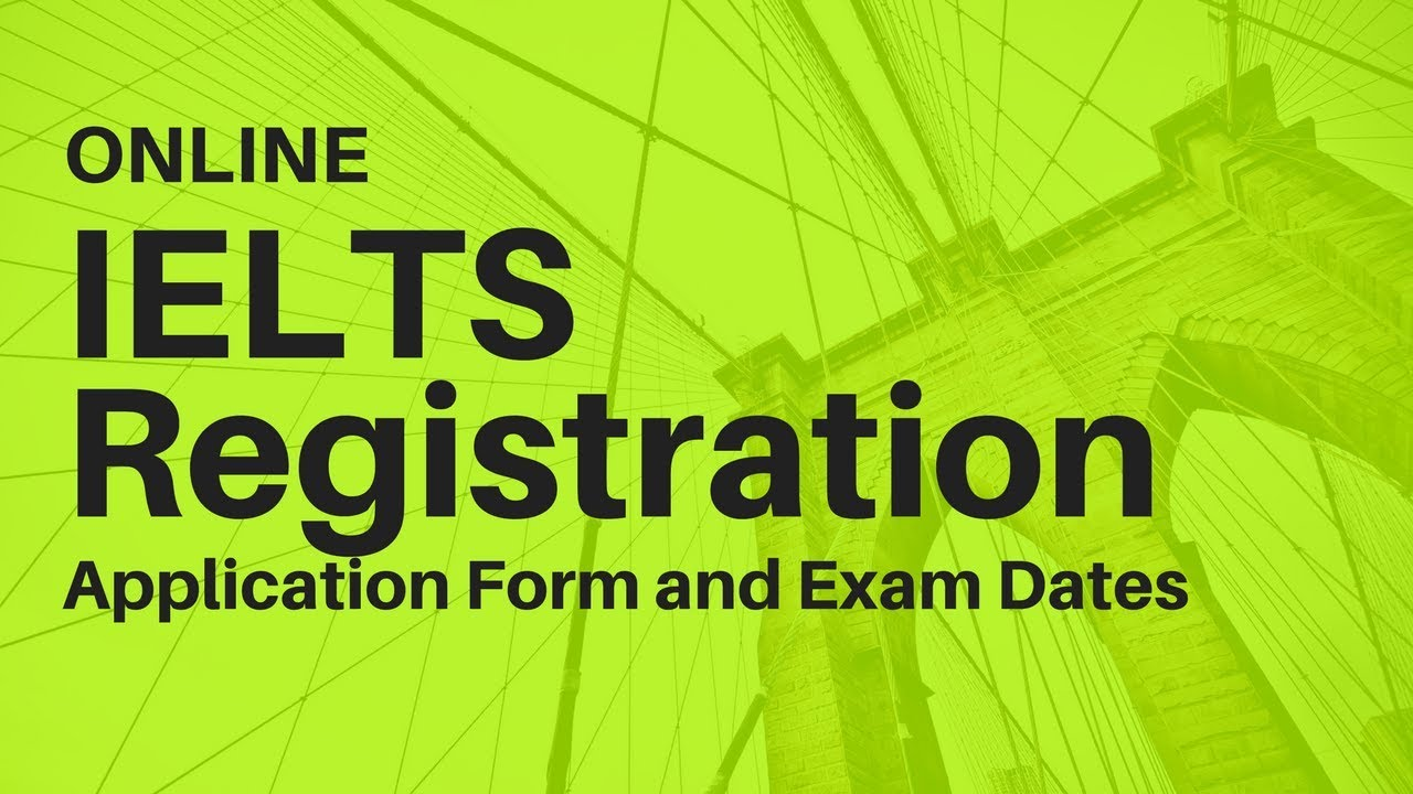 Ielts test dates book online