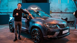 CUPRA ATECA | Das Launch Event! | Daniel Abt