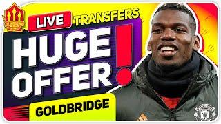 POGBA Transfer Ultimatum! Sancho Talk Continues! Man United News Now