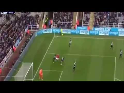 Newcastle 0-1 Manchester United.Tim Krul