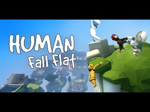 Nepali Gaming Hub - Human Fall Flat Gameplay.