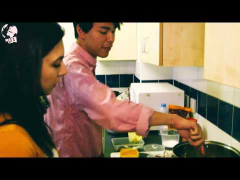 Live Cooking With Malaysian Societies