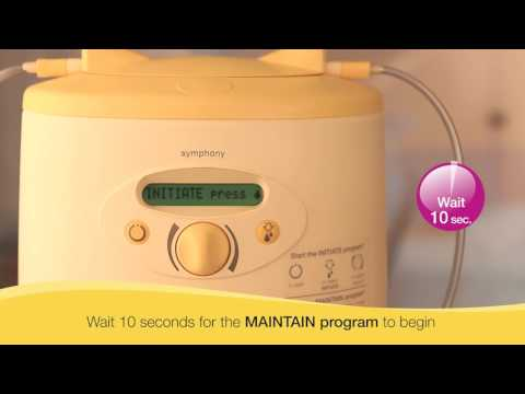 Symphony PLUS MAINTAIN Program Instructional Video