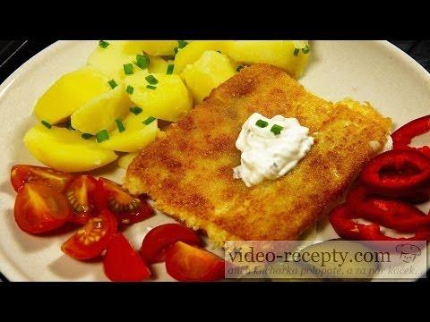 Pikantní zeleninový smažený sýr