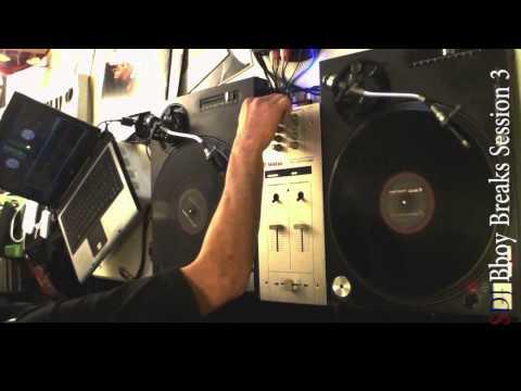 BBOY MUSIC - SDJ Bboy Breaks Session 3