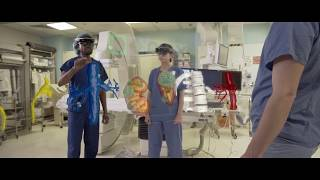 Microsoft HoloLens: University College London Improves Insights for Surgeons thumbnail