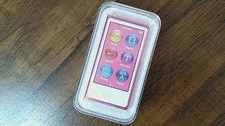 Video iPod Nano Pink 16GB 7th Gen Unboxing/Review download MP3, 3GP, MP4, WEBM, AVI, FLV Oktober 2018