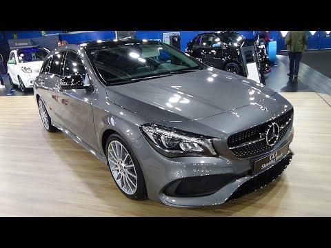 2018 Mercedes-Benz CLA 200d Shooting Brake - Exterior and Interior - Salon Madrid Auto 2018