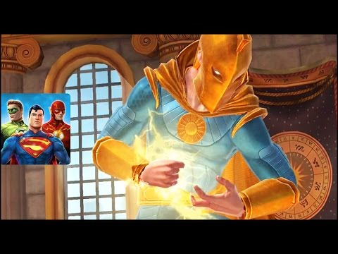 Dr. Fate Gameplay | DC Comics Legends