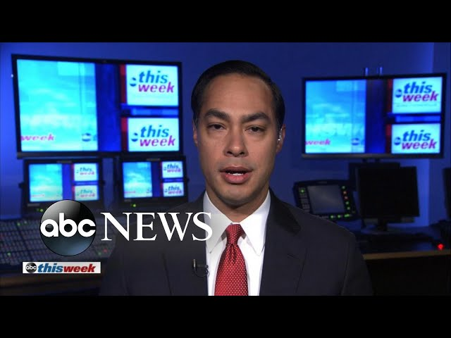 'Open borders is just a right-wing talking point. It always has been': Julián Castro